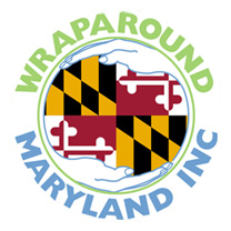 WRAPAROUND MARYLAND logo
